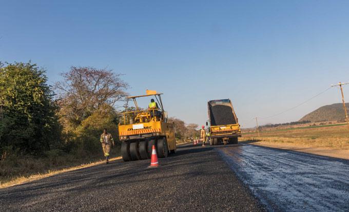 Harare-Bindura-Resealing